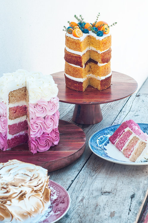 Workshop Layer Cakes - 31 Outubro (15h às 18.30h)