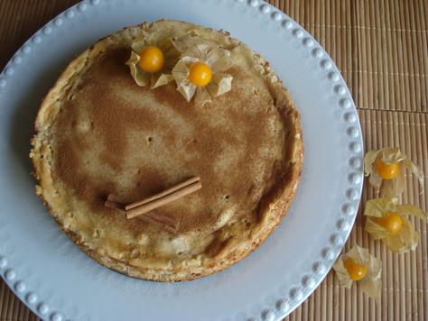 Cheesecake de Arroz