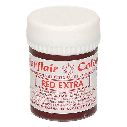 Corante Sugarflair Extra Vermelho