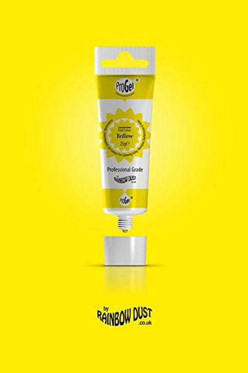 ProGel Corante - Amarelo