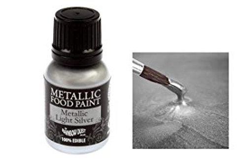 Tinta Metallic Dark Silver RD