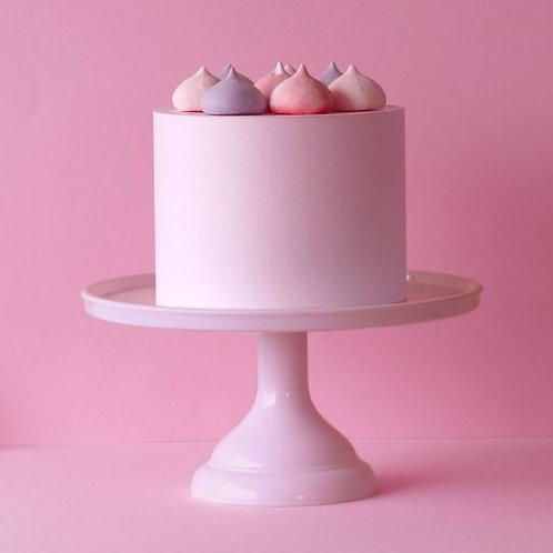 Cake Stand Rosa Melamina