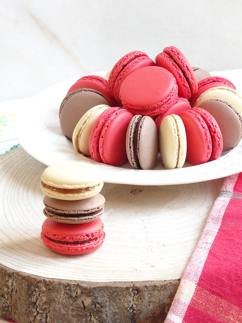 Aula Online - Macarons