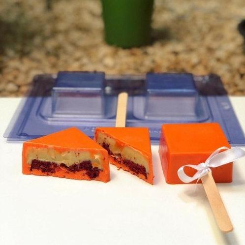 Forma Acetato Pop Cake Quinado