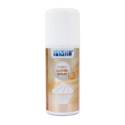 Spray Lustre PME Rosa Gold