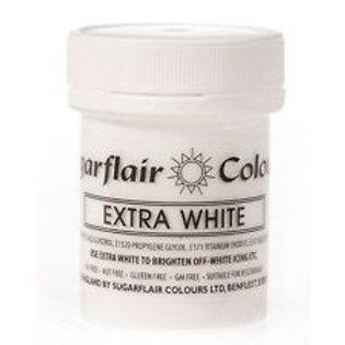 Corante Sugarflair Extra Branco