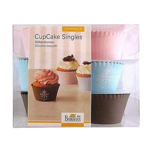 Formas Cupcakes Silicone Singles