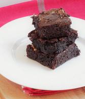 Brownies de Chocolate e Nozes