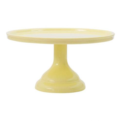 Cake Stand Amarelo Melamina