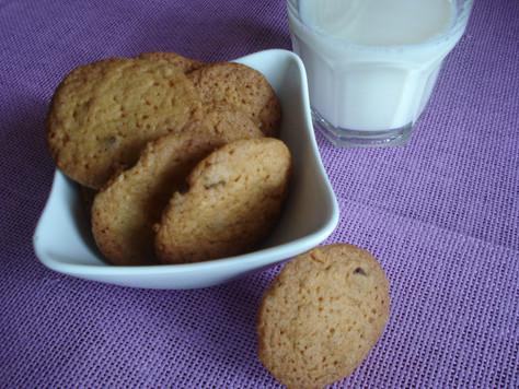 Biscoitos de Manteiga de Amendoim