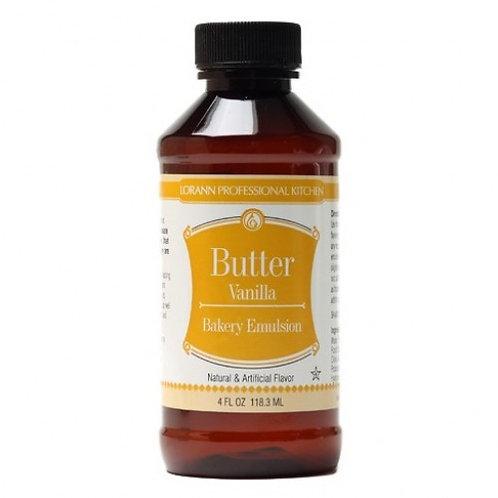 Emulsão Butter Vanilla Lorann