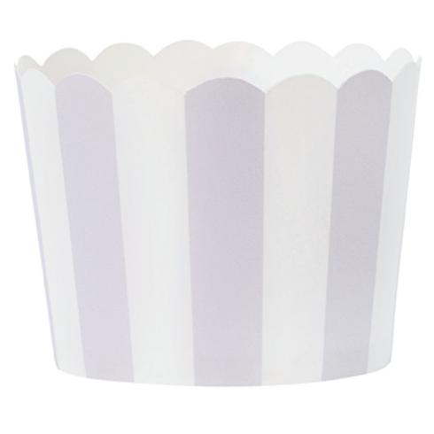 Formas Cupcakes Riscas Violeta
