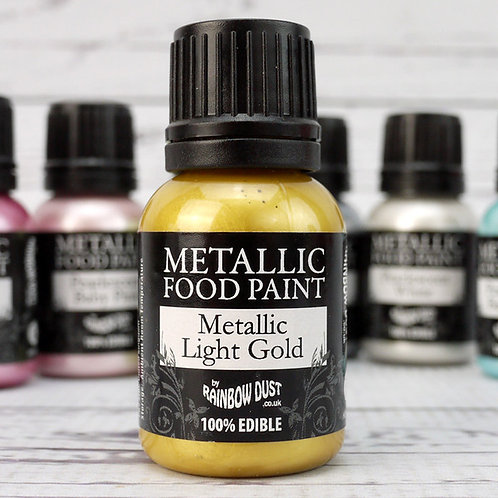 Tinta Metallic Dark Gold RD