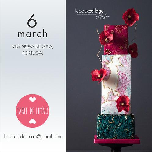 Masterclass Shangai Spring Cake - 6 Março (9.30h às 19h)