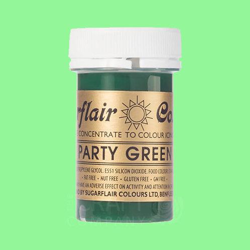 Corante Sugarflair Party Green