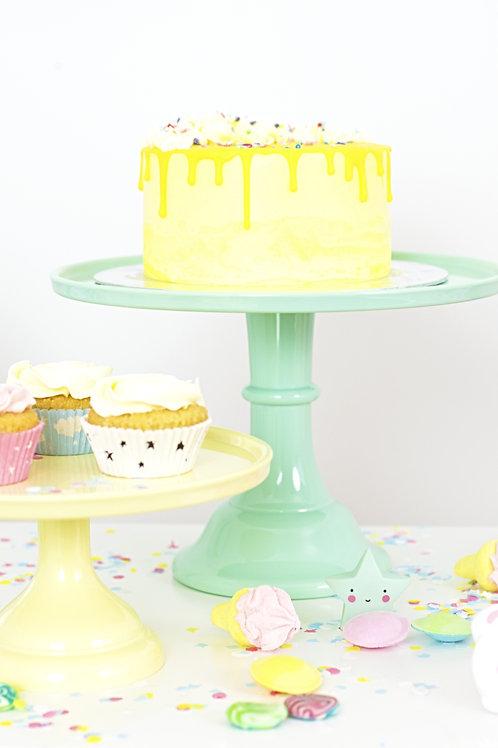 Cake Stand Menta Melamina