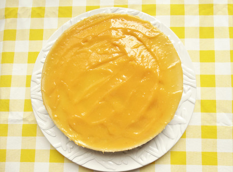 Cheesecake de Limão