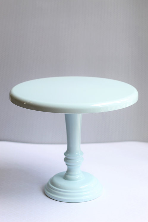 Cake Stand Azul 25cm