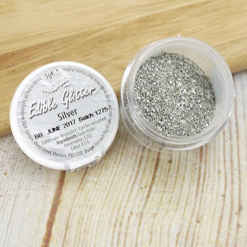 Purpurinas Comestíveis Silver RD