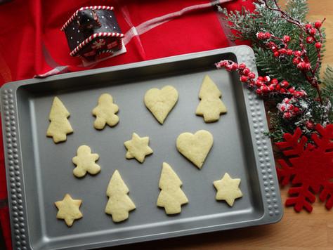 Bolachas de Limão e Feliz Natal!