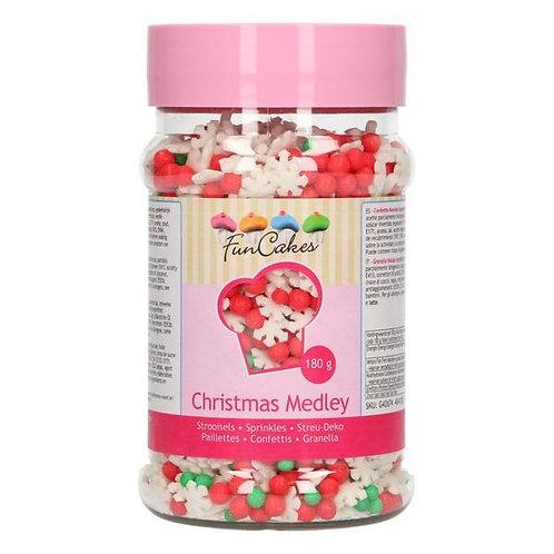 Sprinkles Christmas Medley FunCakes