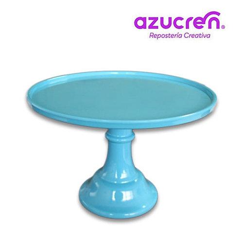 Cake Stand Azul Melamina
