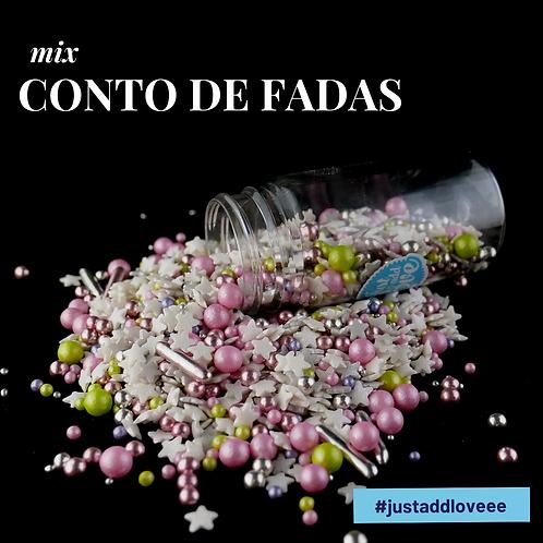 Mix de Açúcares Conto Fadas