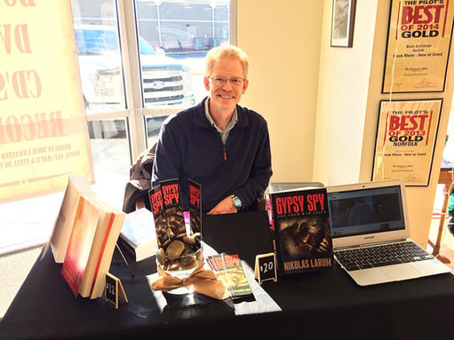 Book Signing Book Exchange