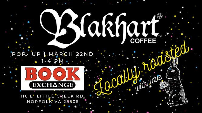 Blakhart Coffee Pop-Up