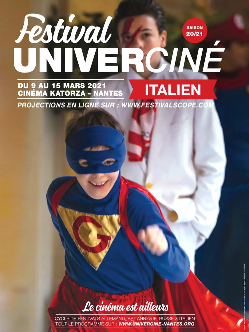 Univerciné Italien 2021