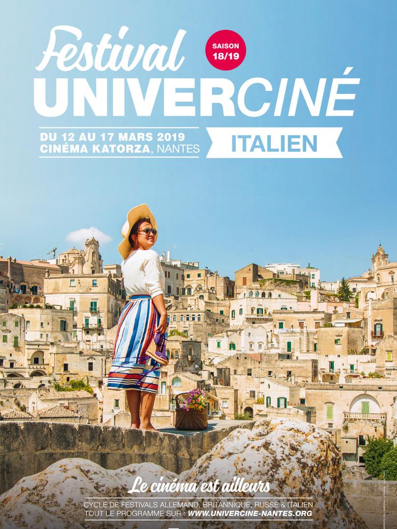 Univerciné italien 2019