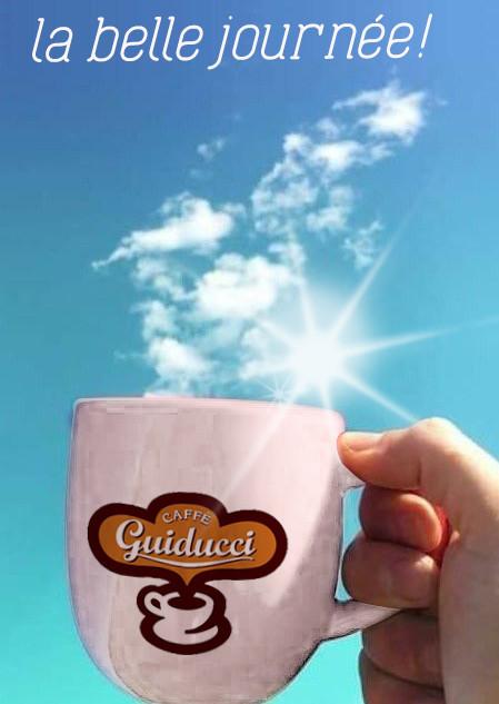 Caffè Guiducci, la belle journée...