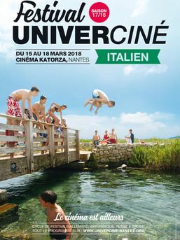 Univerciné italien 2018