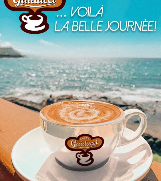 Caffè Guiducci, belle journée