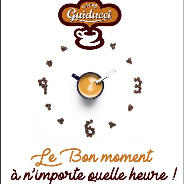 Caffè Guiducci, Le bon moment...