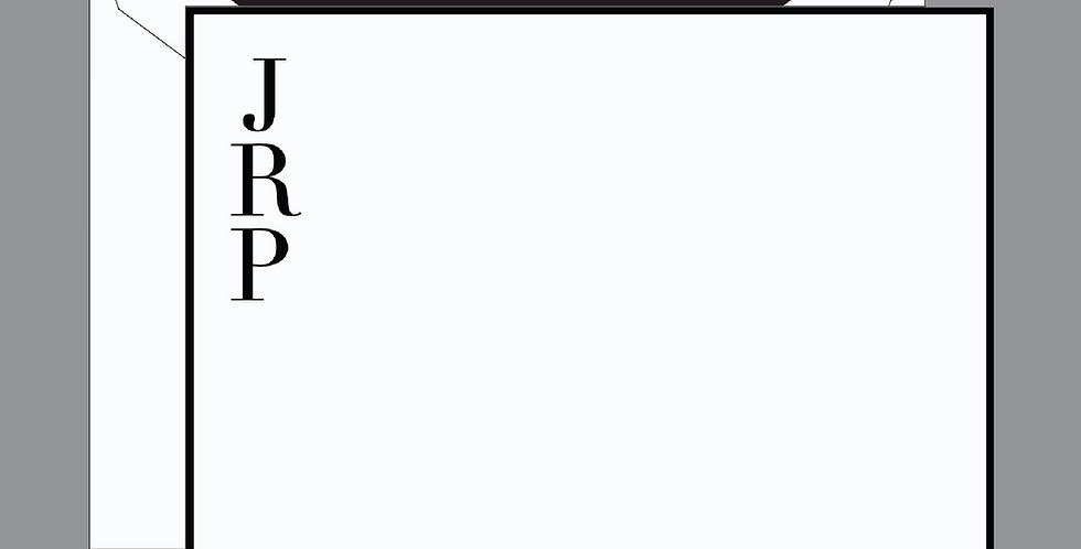 JRP Stationery Set
