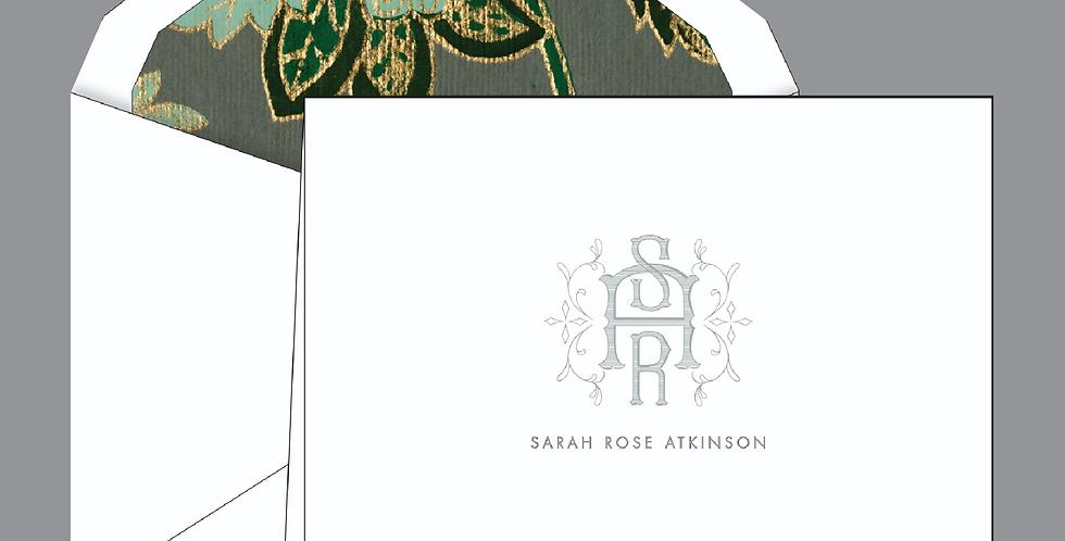 Sarah Rose Stationery Set