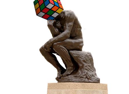 De cómo convertir un cubo en un dodecaedro = centrifugado mental