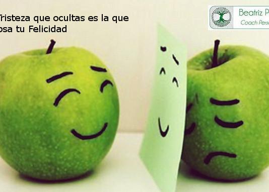 ¿Es más fácil fingir una sonrisa que explicar porqué estás triste?