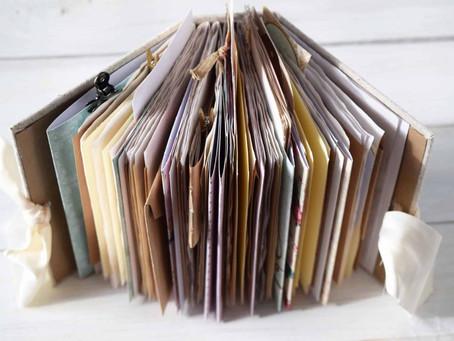 Gastblog: Junk journal? Junk journal!