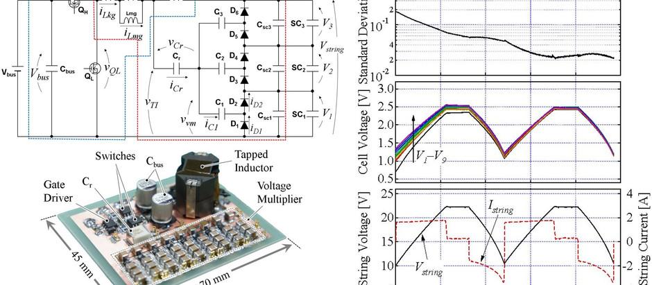 バランス回路を統合した双方向コンバータに関する論文が採択されました
