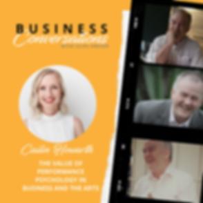 Cailin Howarth Episode Art Business Conv