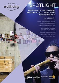 Spotlight Ed. 2- The Arts Wellbeing Coll