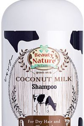Шампунь, Coconut milk/Beauty Nature by Carebeau Coconut milk. 500 ml.