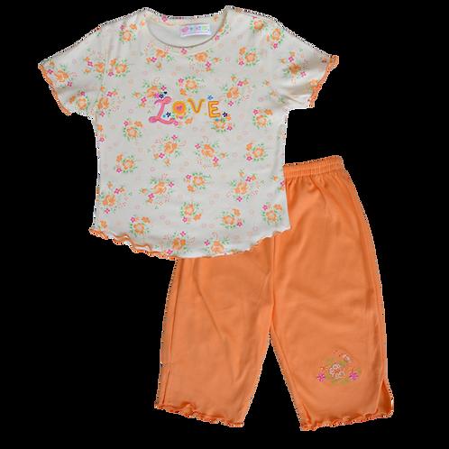Пижама для девочек, Wanted. 2, 4, 6, 8, 10 лет