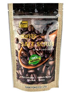 Скраб антицеллюлитный/YOKO GOLD COFFEE SALT SCRUB 280g.
