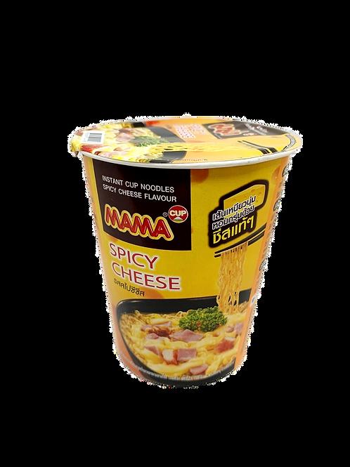 """Лапша быстрого приготовления """"Spicy cheese"""",MAMA, 60g"""