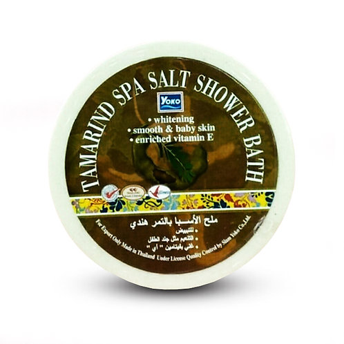 Скраб для тела/YOKO TAMARIND SPA SALT SHOWER BATH 250g