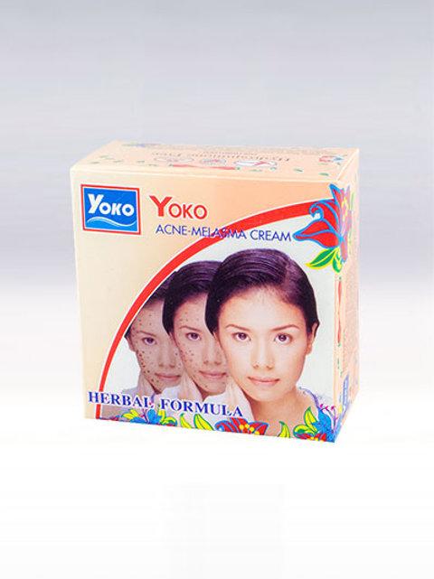 Крем для лица/YOKO ACNE-MELASMA CREAM. 4g