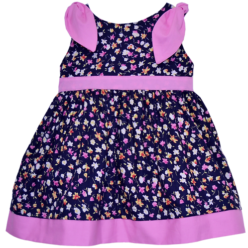 Платье для девочек, LAURA ASHLEY. 3, 6,9 месяцев